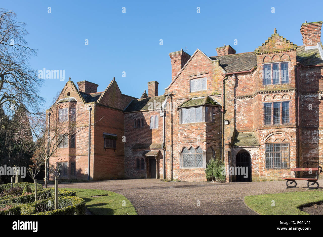 Haden Hill House Museum And Old Hall In Rowley Regis West Midlands