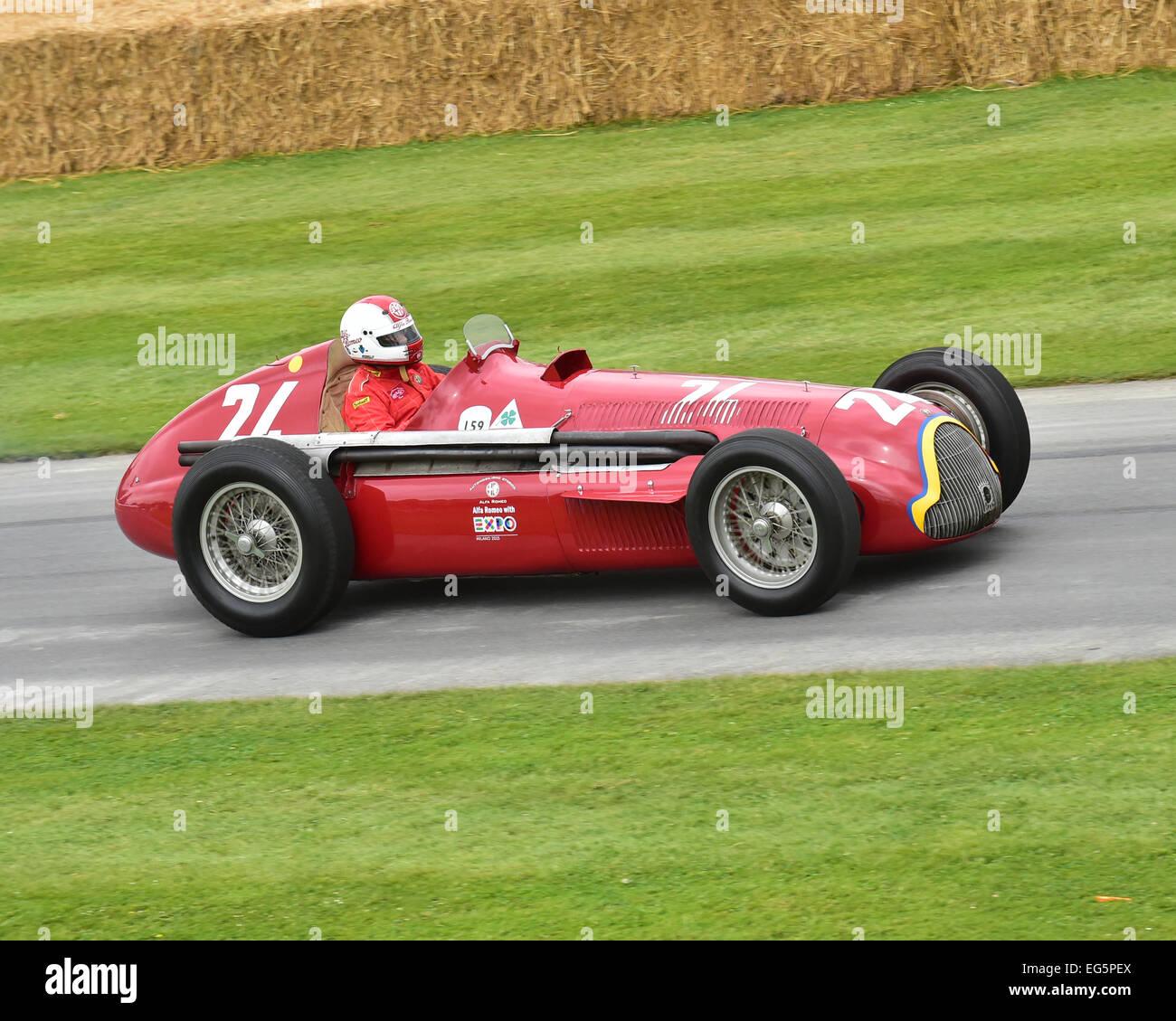 Alfa Romeo, Tipo 159, Alfetta, Museo Storico, post war grand prix cars