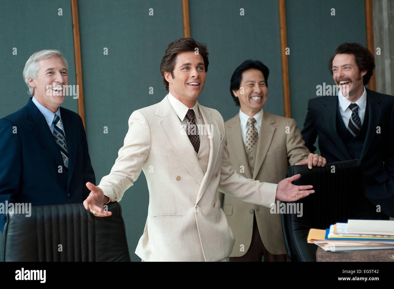 ANCHORMAN 2: THE LEGEND CONTINUES (2013) JAMES MARSDEN ADAM MCKAY (DIR) MOVIESTORE COLLECTION LTD Stock Photo