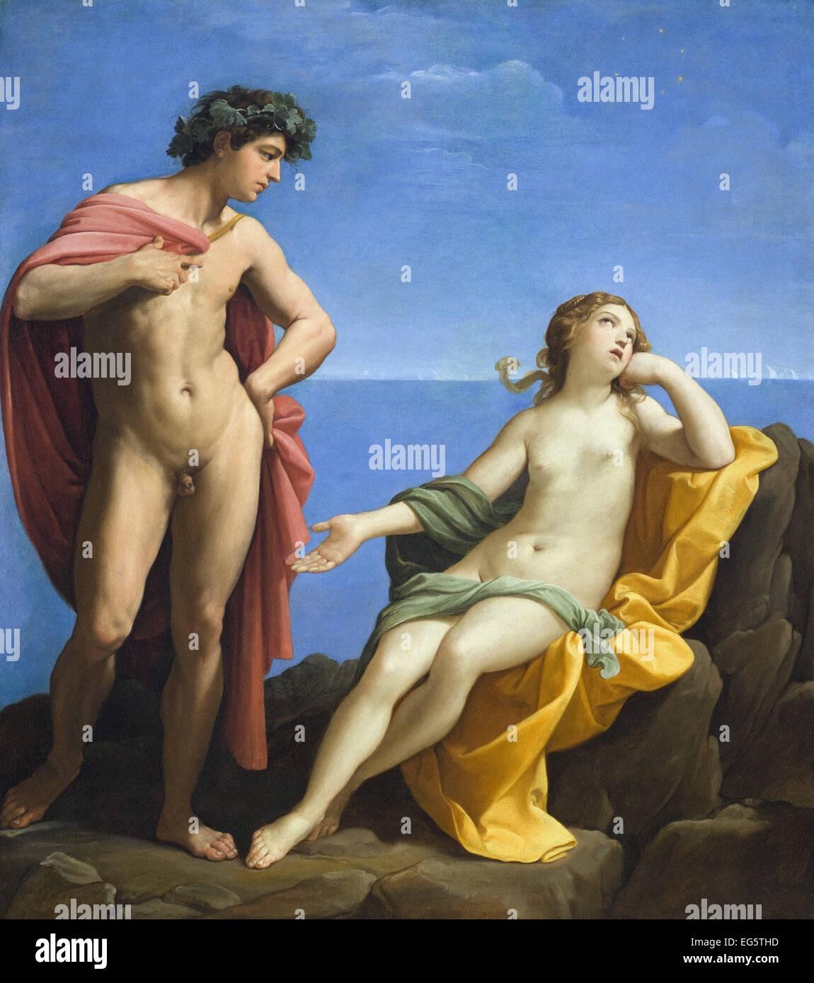 Guido Reni  Bacchus and Ariadne Stock Photo