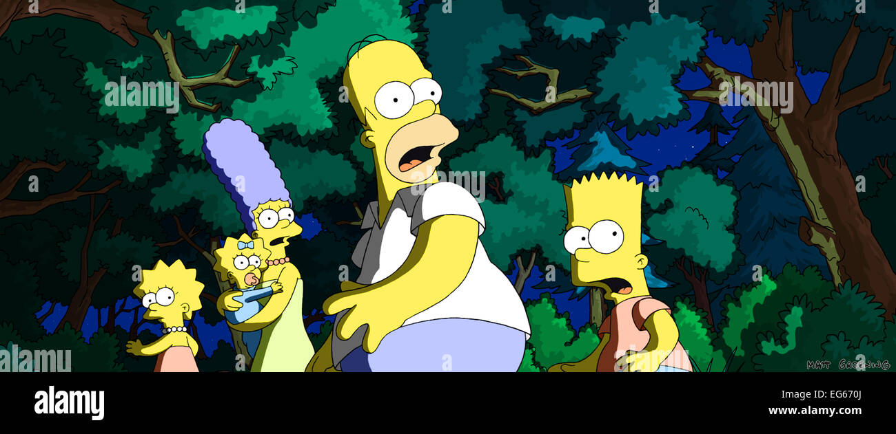 Page 2 The Simpsons Movie High Resolution Stock Photography And Images Alamy
