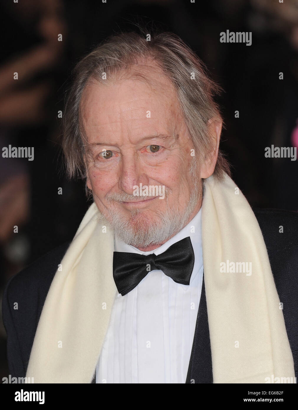 Ronald Pickup in the happy prince