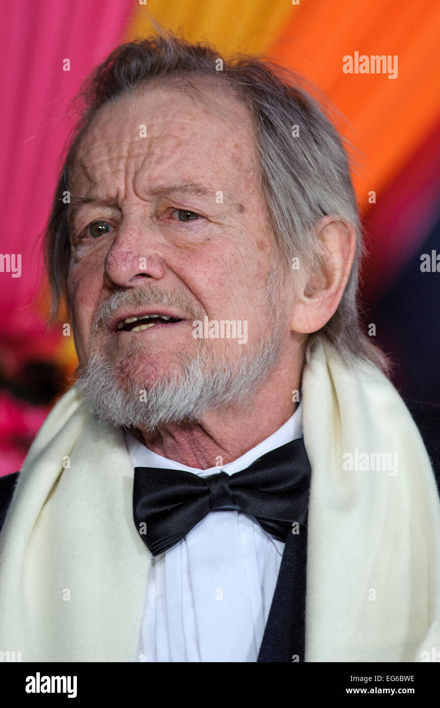 Ronald Pickup the crown