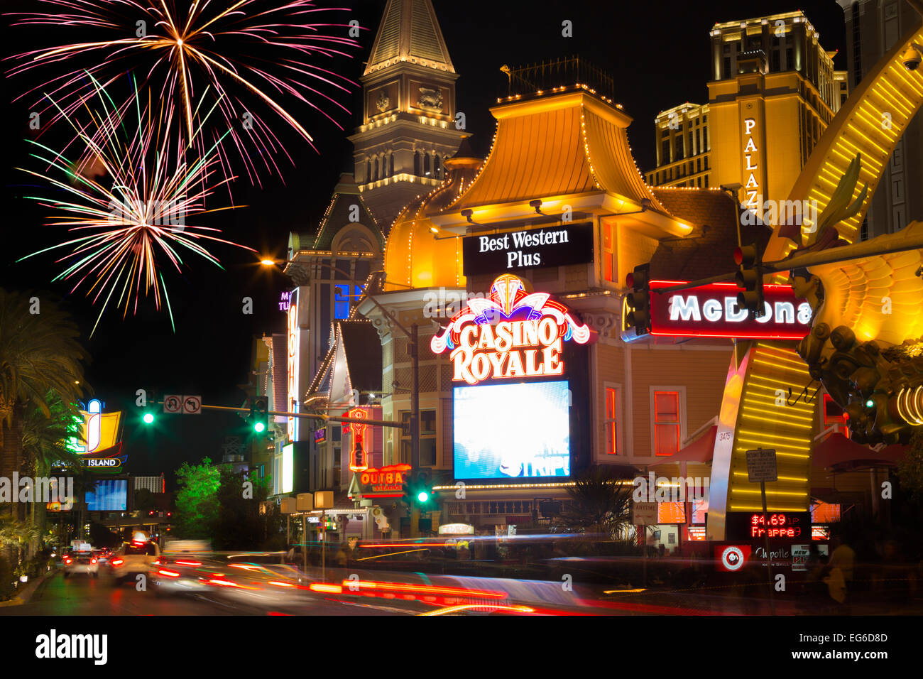 casino royale las vegas address