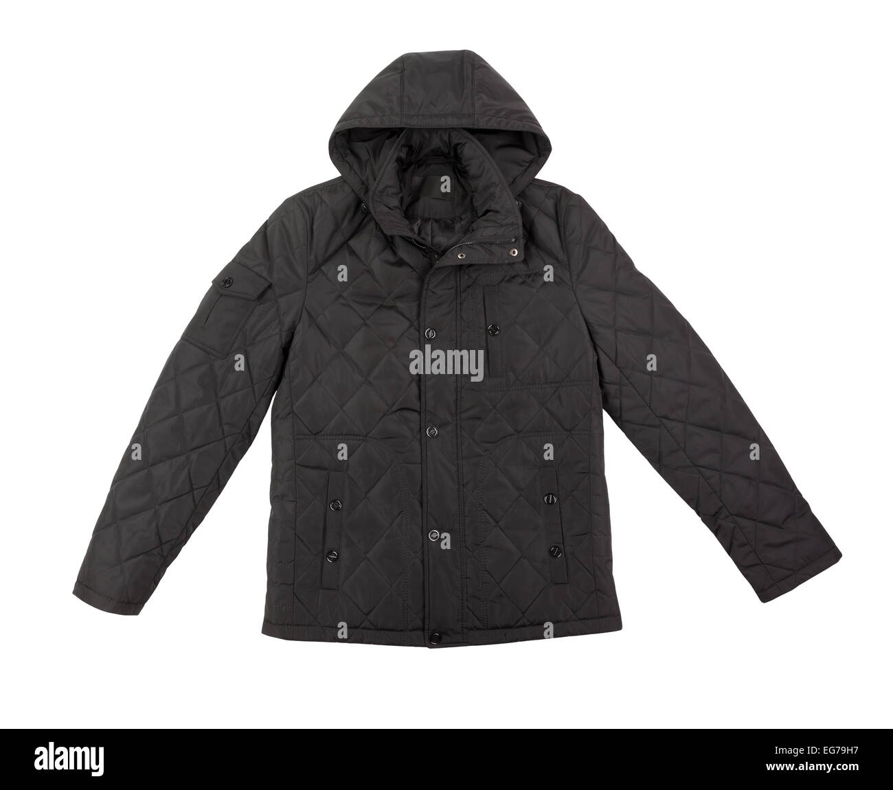 jacket isolated - Stock Image