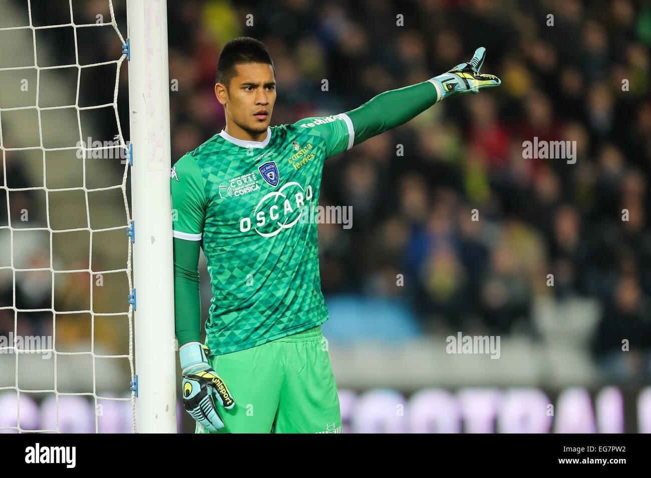 a64893c3c34 Alphonse AREOLA - 14.02.2015 - Nantes/Bastia - 25eme journee de Ligue 1