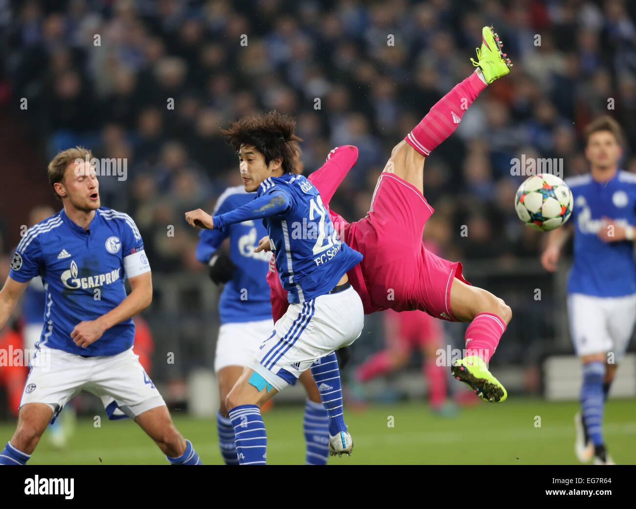 Schalke 04 реал мадрид