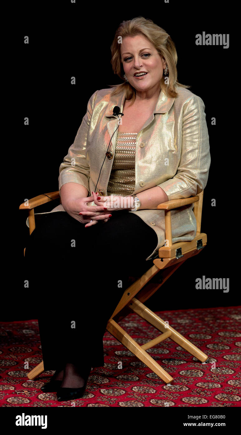 Dramatic soprano DEBORAH VOIGT discusses her memoir 'Call Me Debbie: True  Confessions of a Down-to-Earth Diva' at a Live Talks Los Angeles event at  the ...