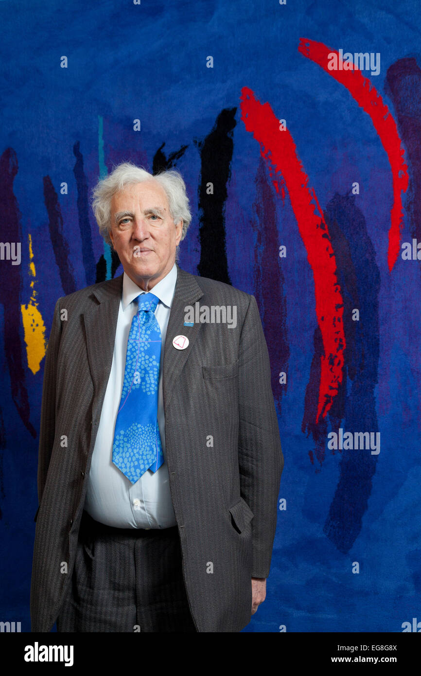 Alastair Salvesen, Chairman of Dovecot Studios, Edinburgh - Stock Image