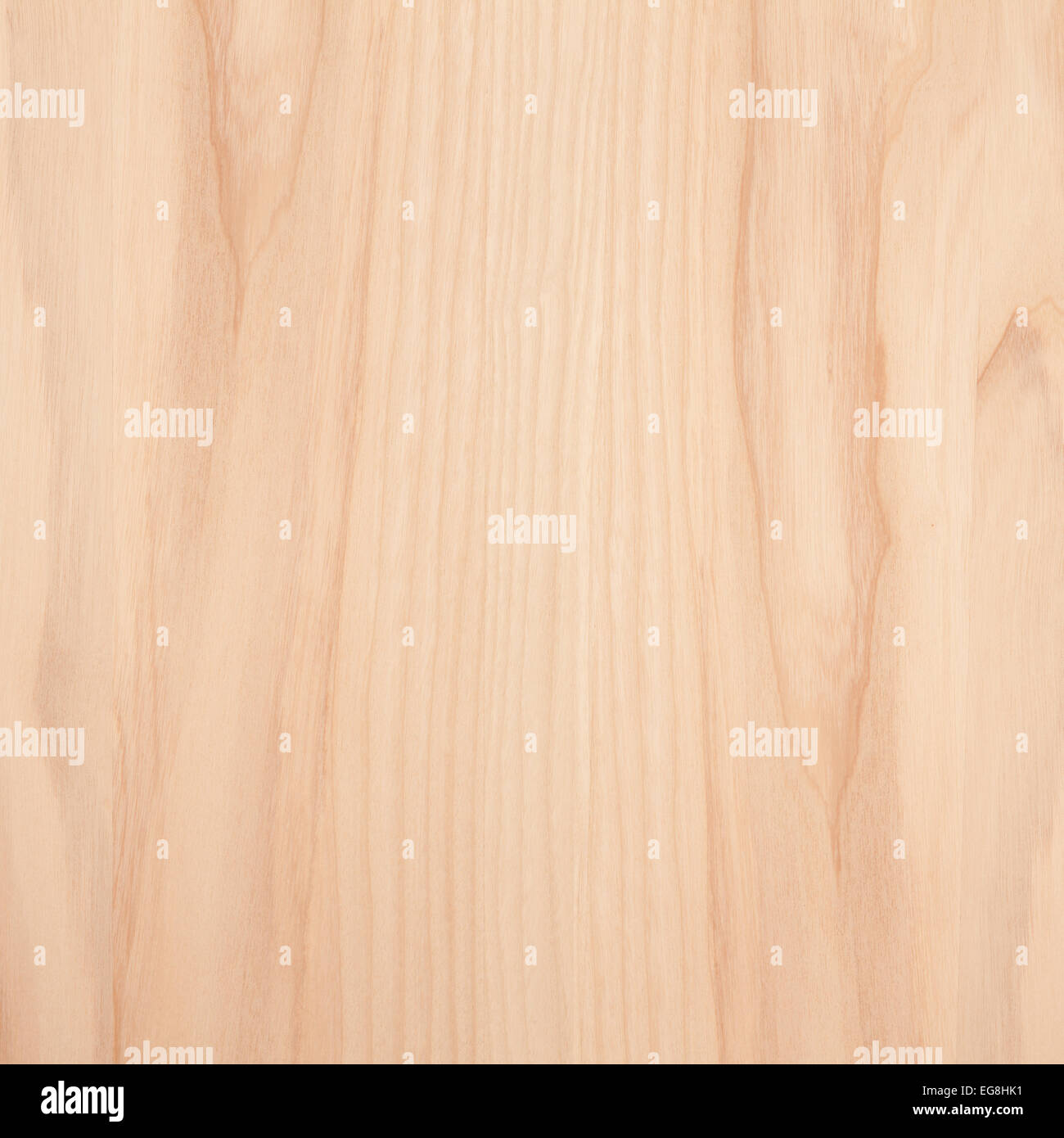 raw wooden plank background or wood grain texture - Stock Image