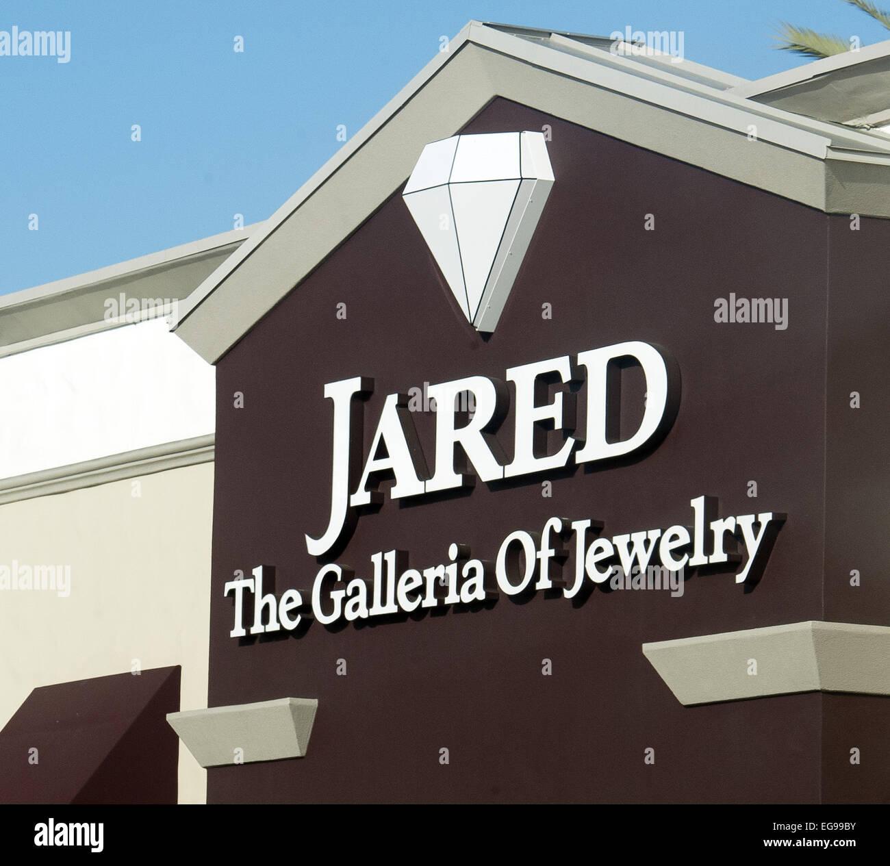 Costa Mesa California USA 19th Feb 2015 Jared The Galleria of
