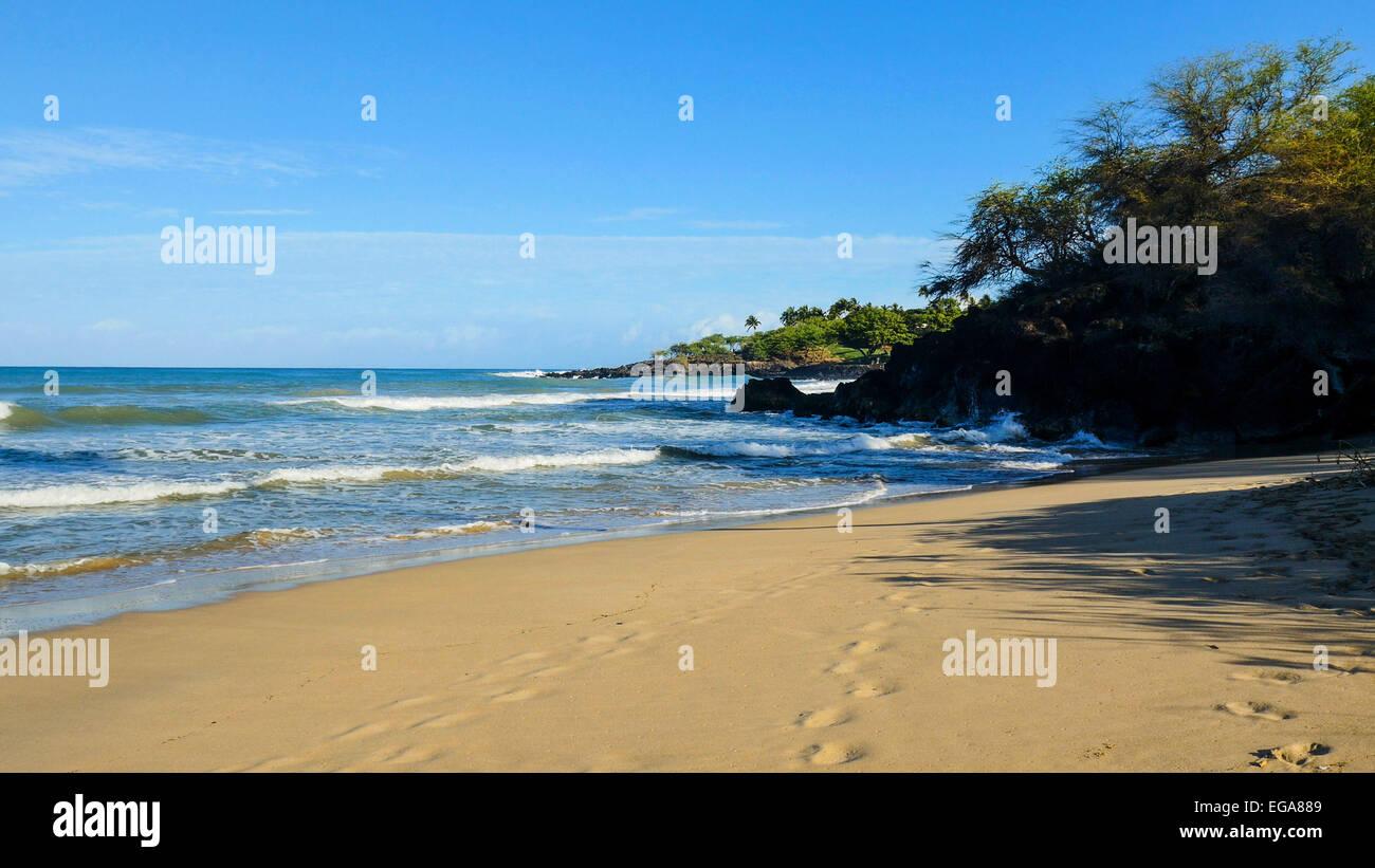 Hapuna Beach State Park Kohala Coast Island Of Hawaii