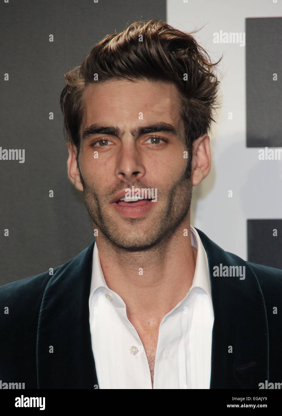 Los Angeles California Usa 20th Feb 2015 Jon Kortajarena