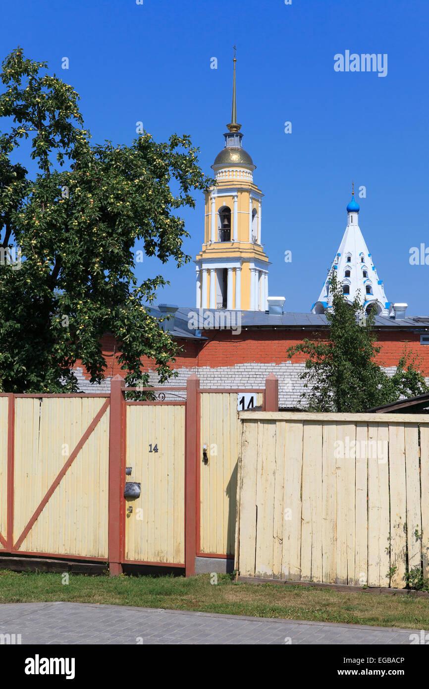 Sights of Kolomna. Monasteries and churches of Kolomna 19