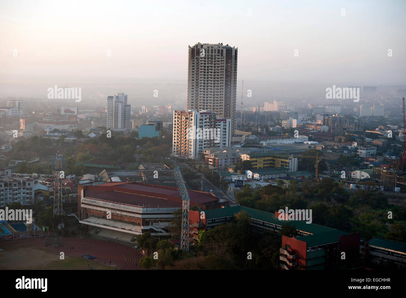 Pasig City, Metro Manila, Philippine Islands, South East Asia. - Stock Image