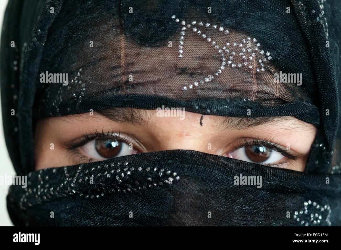 Kabul. Hawca safe shelter for women. Stock Photo