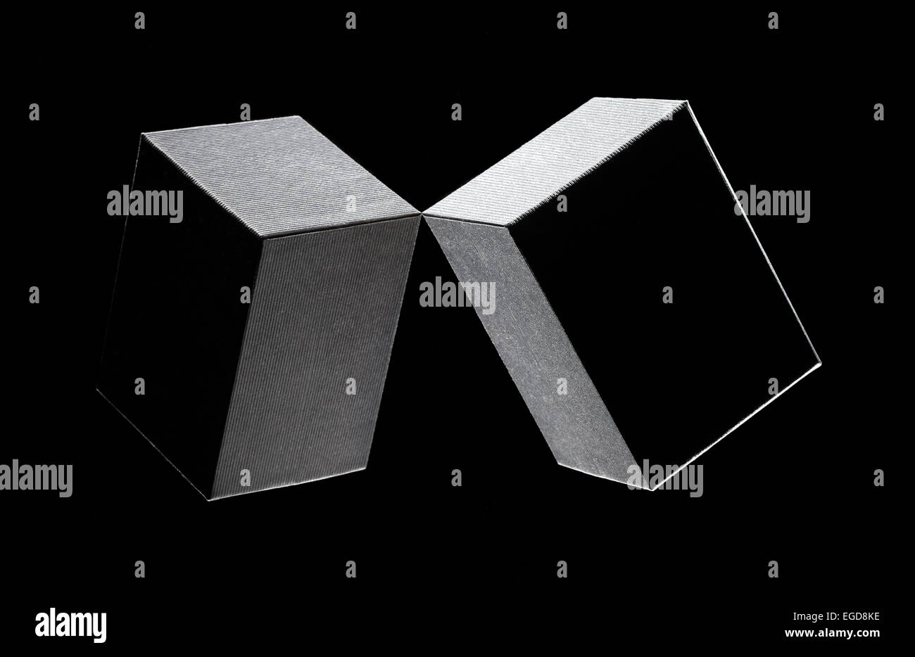Dark Matter - Visualization - Stock Image