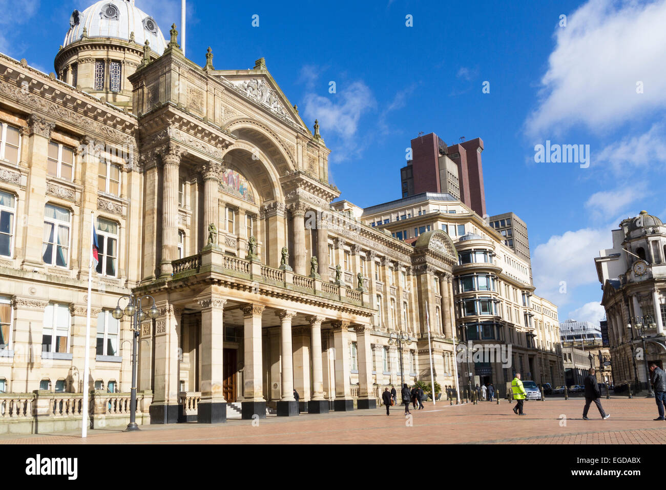 Birmingham UK council offices - Stock Image