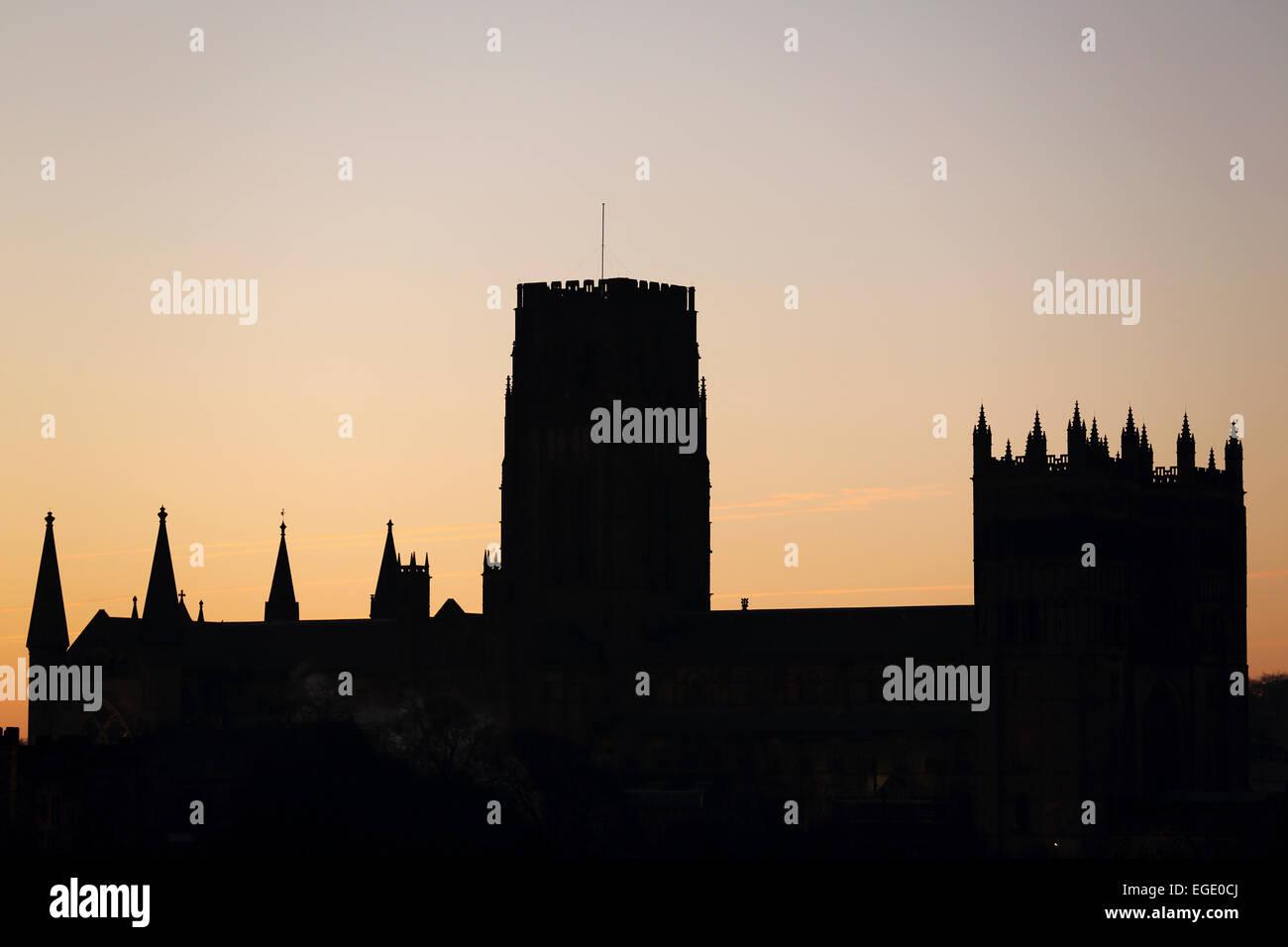 Durham City Skyline Stock Photos Durham City Skyline Stock Images