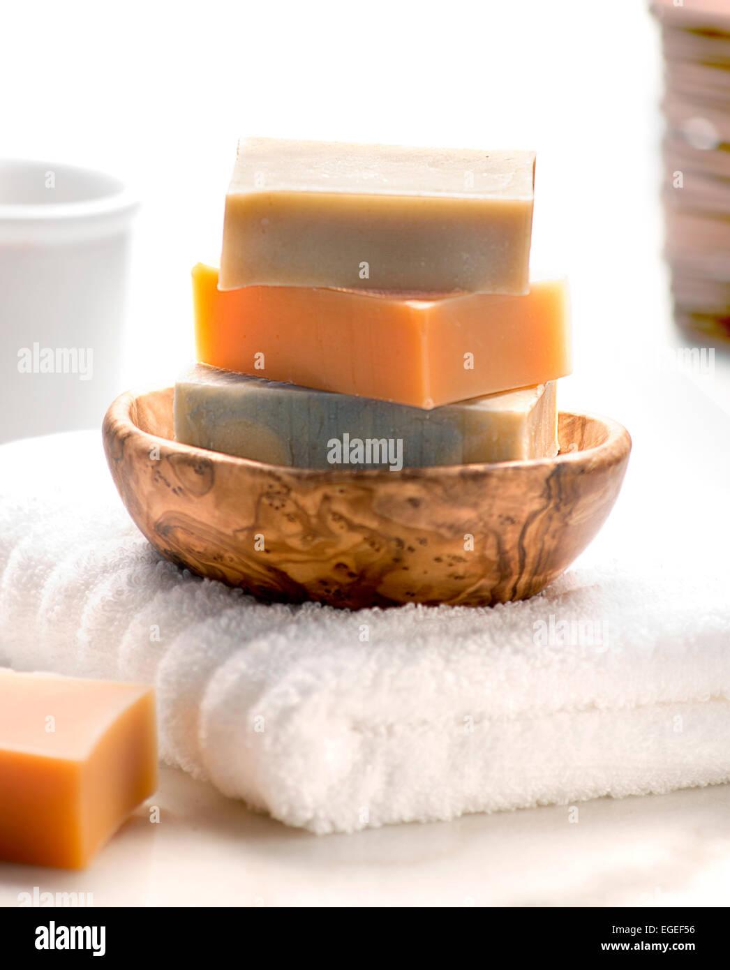 soap - Stock Image