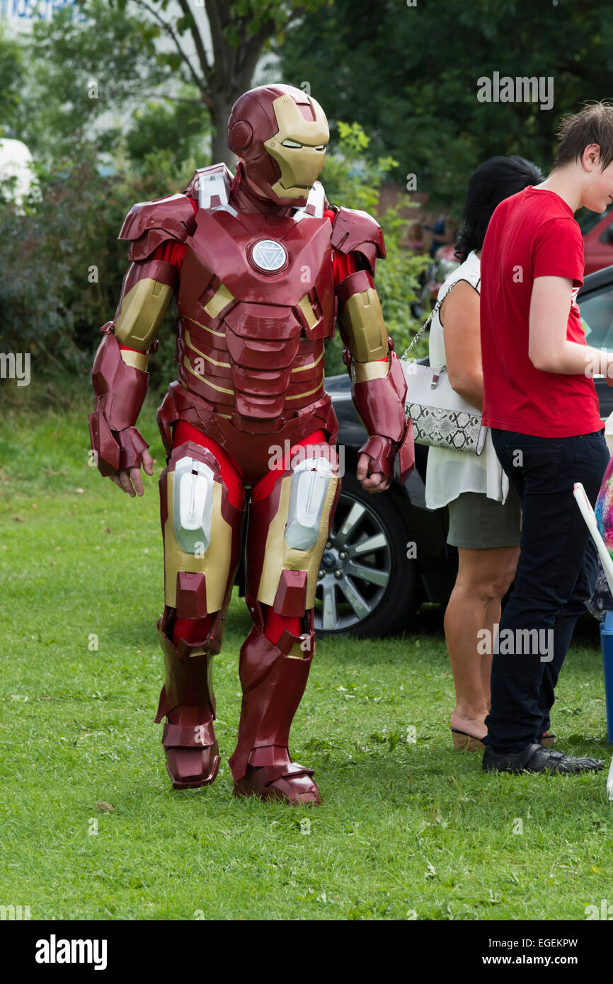 Iron Man Costume for Carnival 39