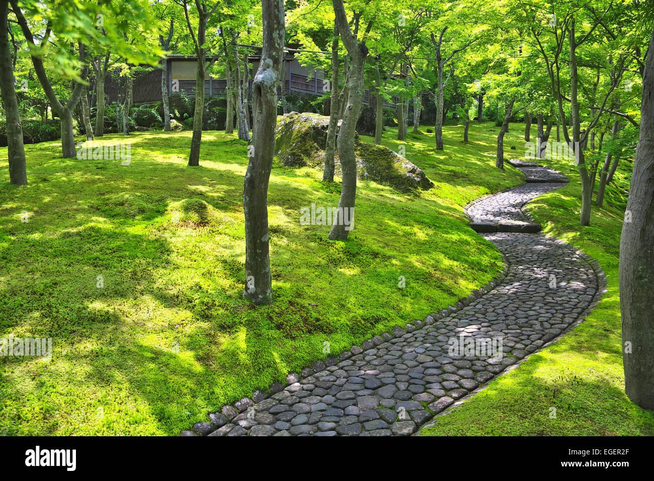 Kanagawa Prefecture, Japan - Stock Image