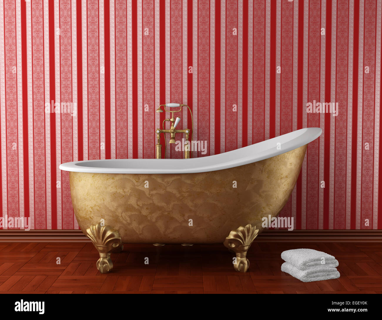 Haunted Places In Silverton Oregon: Old Bathtub Stock Photos & Old Bathtub Stock Images