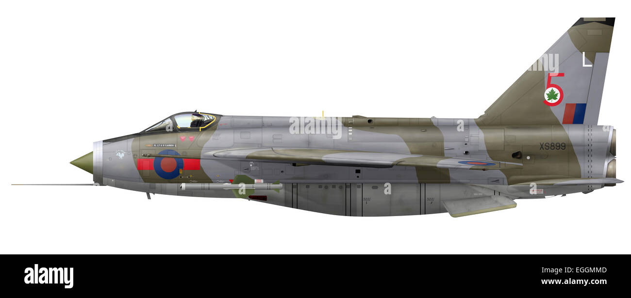 english electric lightning plane stock photos english electric