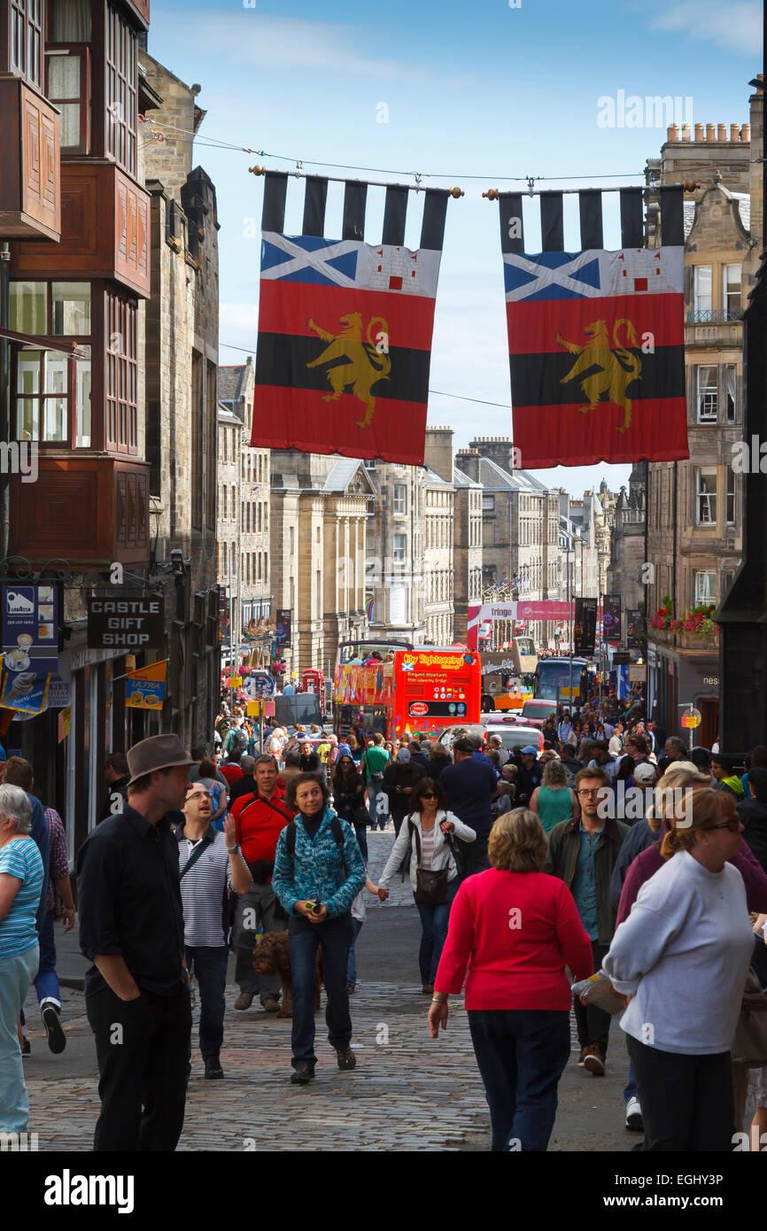 Edinburgh International Festival. - Stock Image