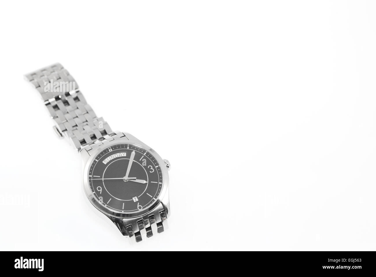 Automatic watch - Stock Image