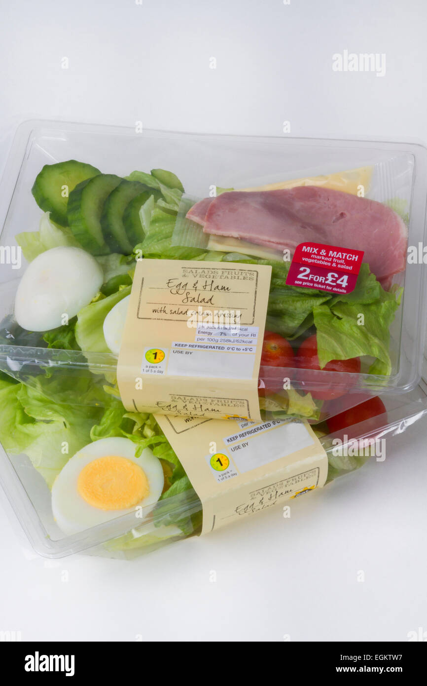 Whole Foods Packaged Salads