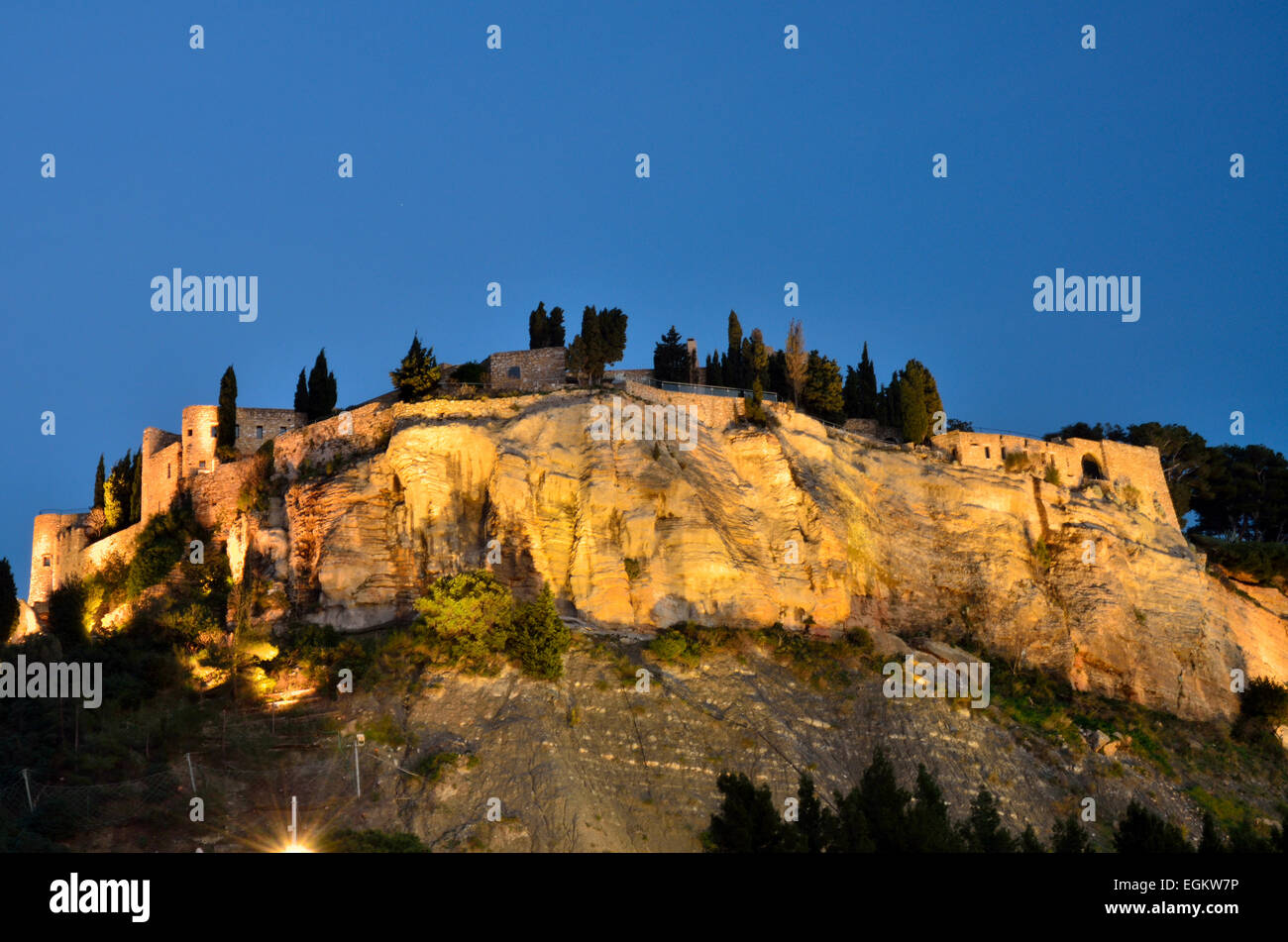 Cassis Castle High Resolution Stock Photography And Images Alamy