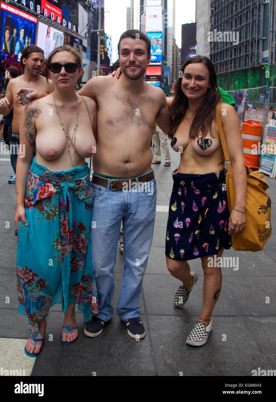 Go topless day 2014 very good