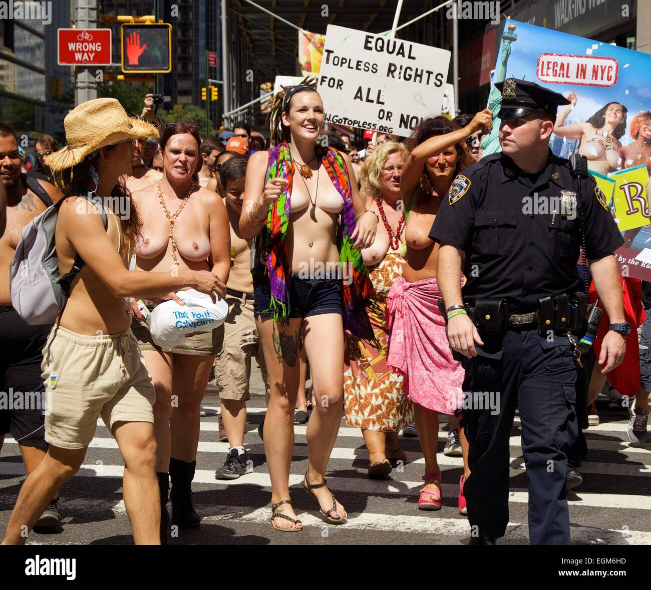 Opinion Go topless day 2014 for that