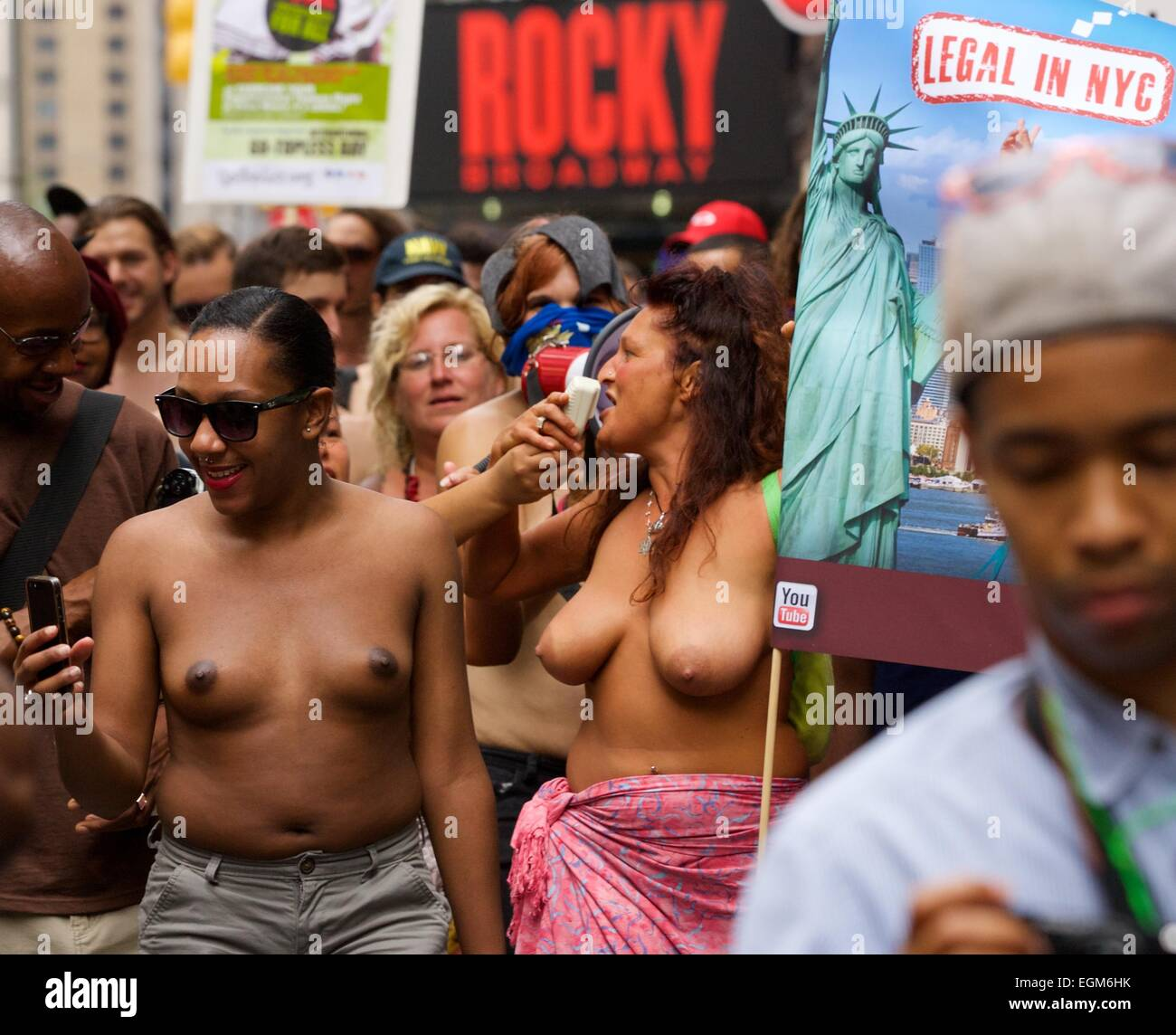 Go topless day 2014 opinion