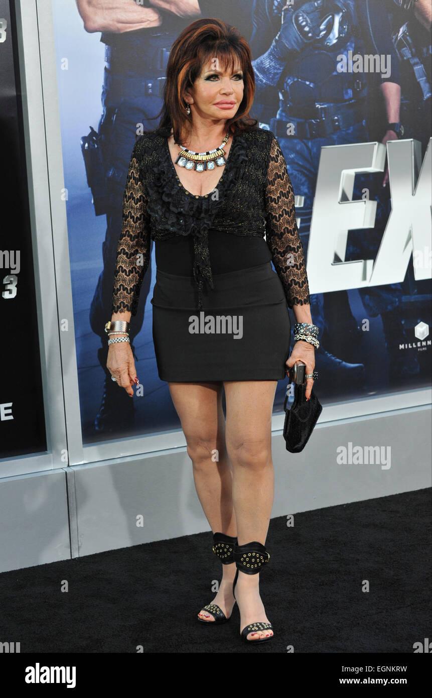 Jackie Stallone  |Jackie Stallone