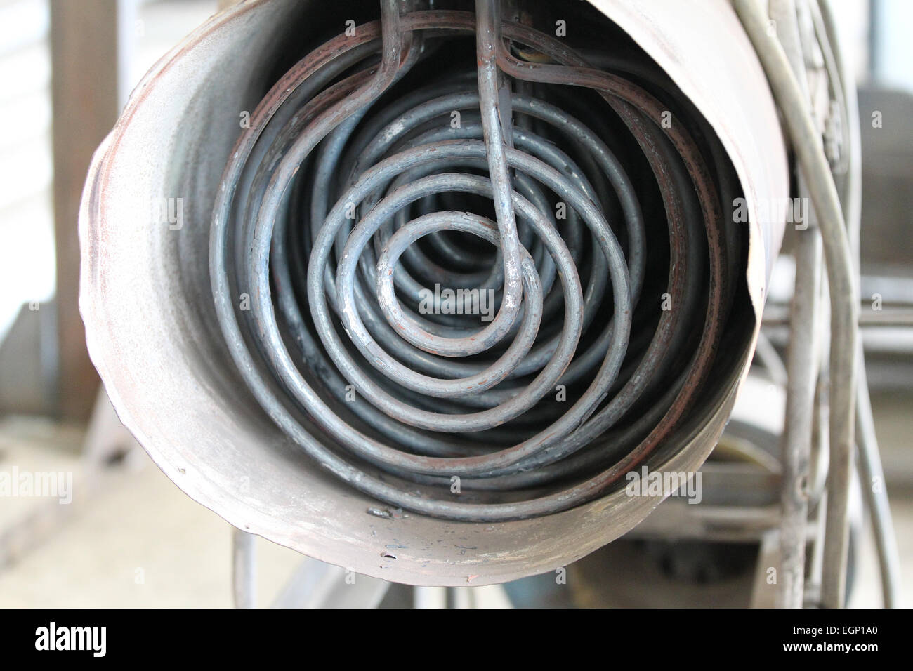 Heating Coil Stock Photos & Heating Coil Stock Images - Alamy