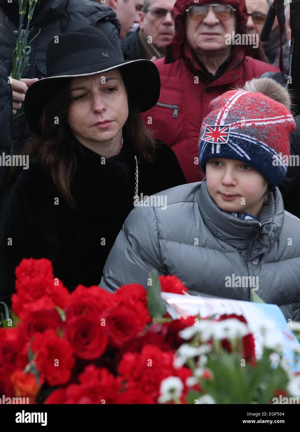 Alisa Khazanova moscow, russia. 28th feb, 2015. russian actress alisa