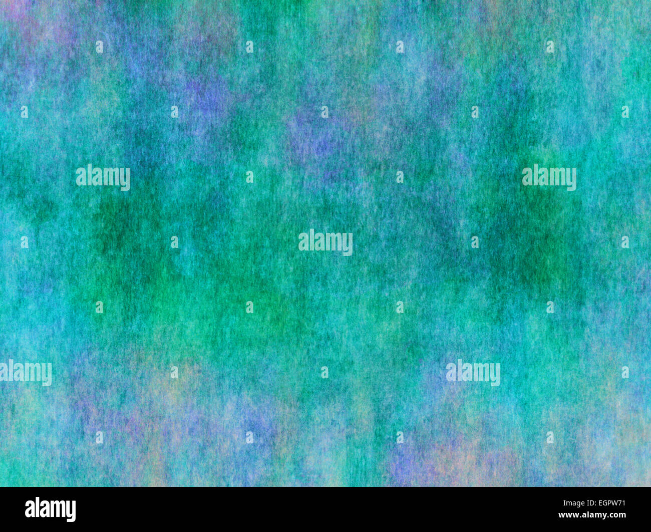 The Texture Of Teal And Turquoise: Teal Aqua Blue Purple Watercolor Paper Colorful Texture