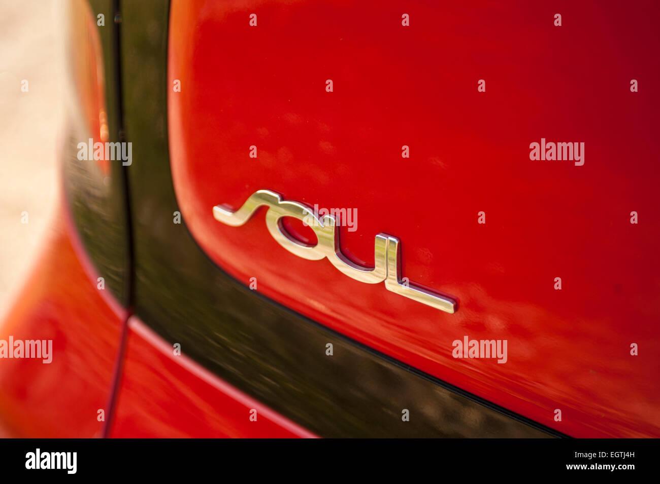 Kia Soul - Stock Image