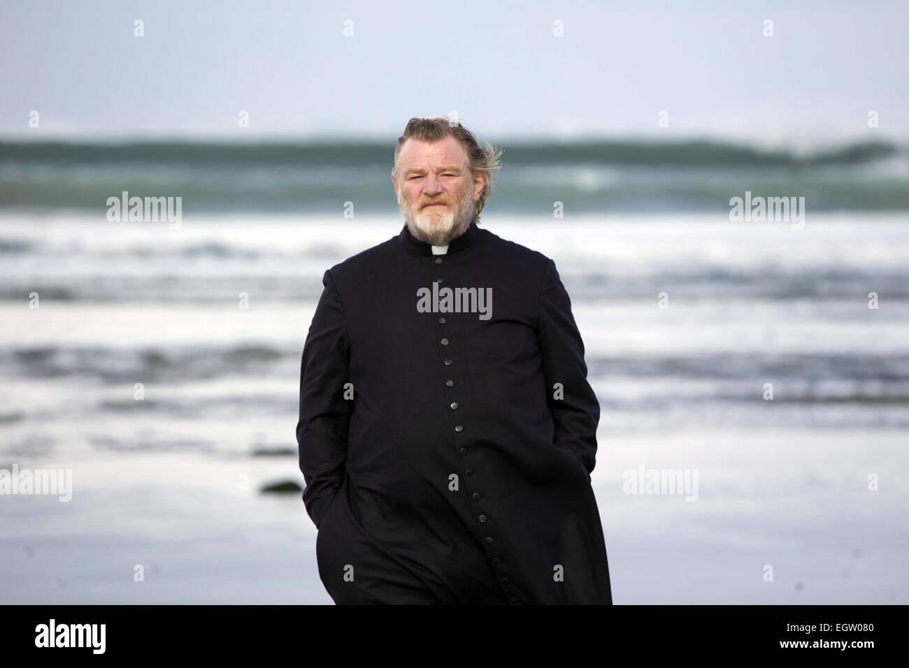 Calvary is a 2014 Irish drama film written and directed by John Michael McDonagh. The film stars Brendan Gleeson, - Stock Image