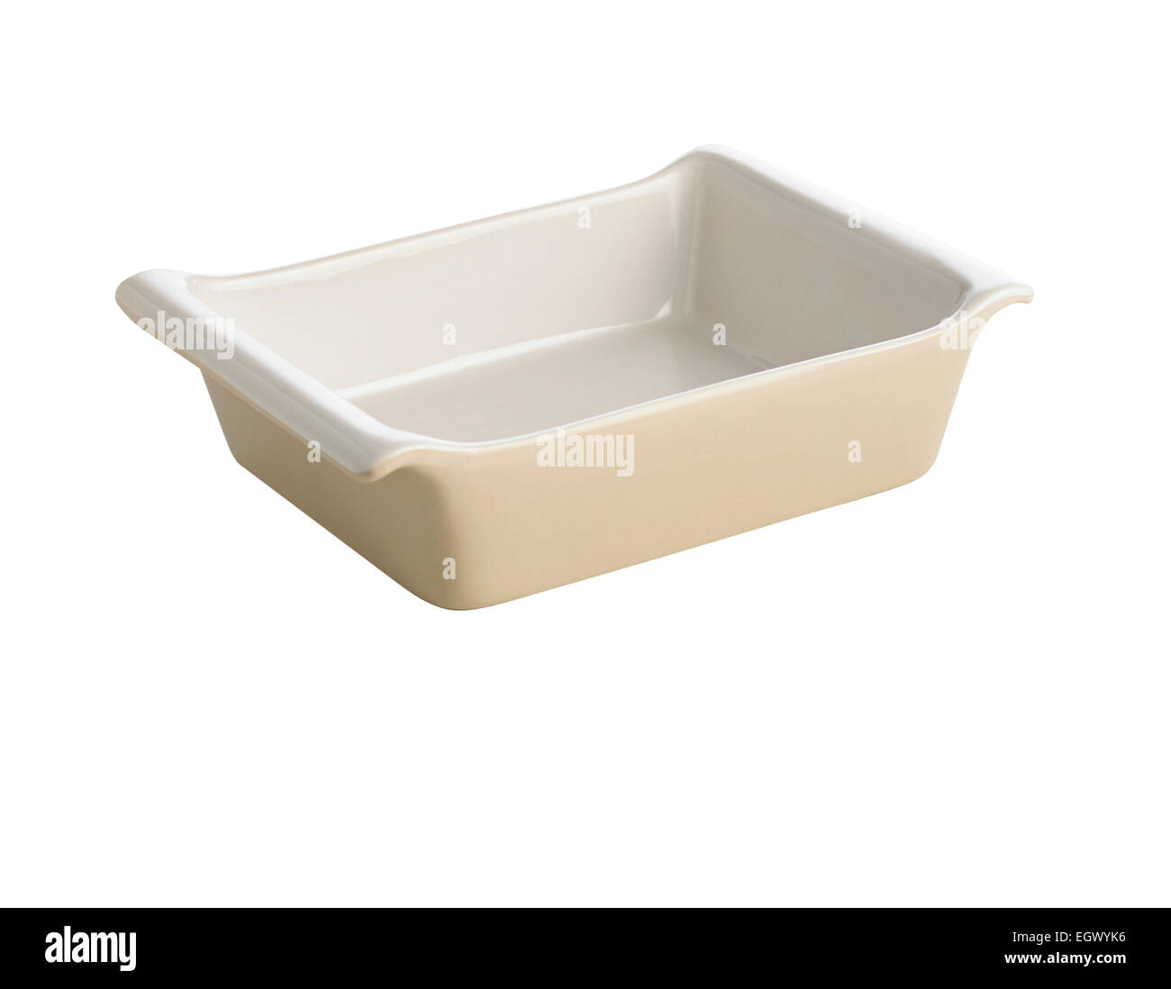 Oven Dish - Stock Image