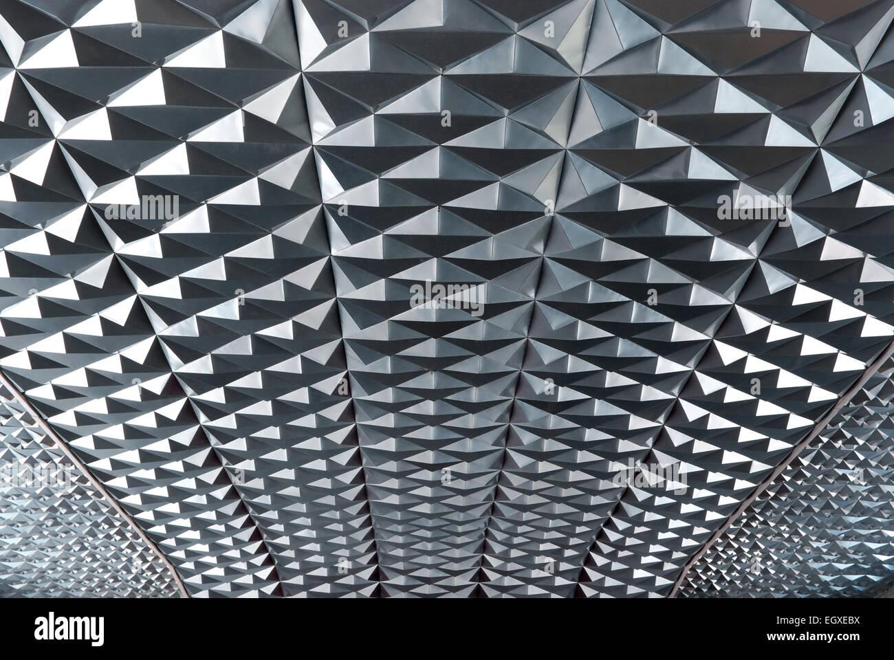 Textured geometry. Element of design. - Stock Image