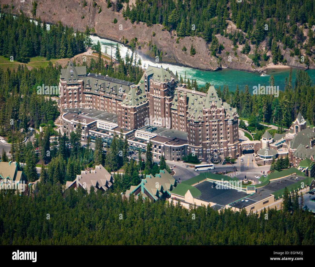 The Fairmont Banff Springs Hotel Banff National Park