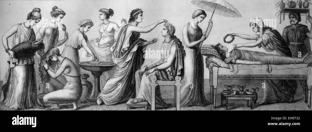 life as a woman in athens In athens, women didn't poses any rights, but she was however the dominant figure in the household the relationship between men and women wasn't that different of most other cultures there were women who were respected and those who were feared.