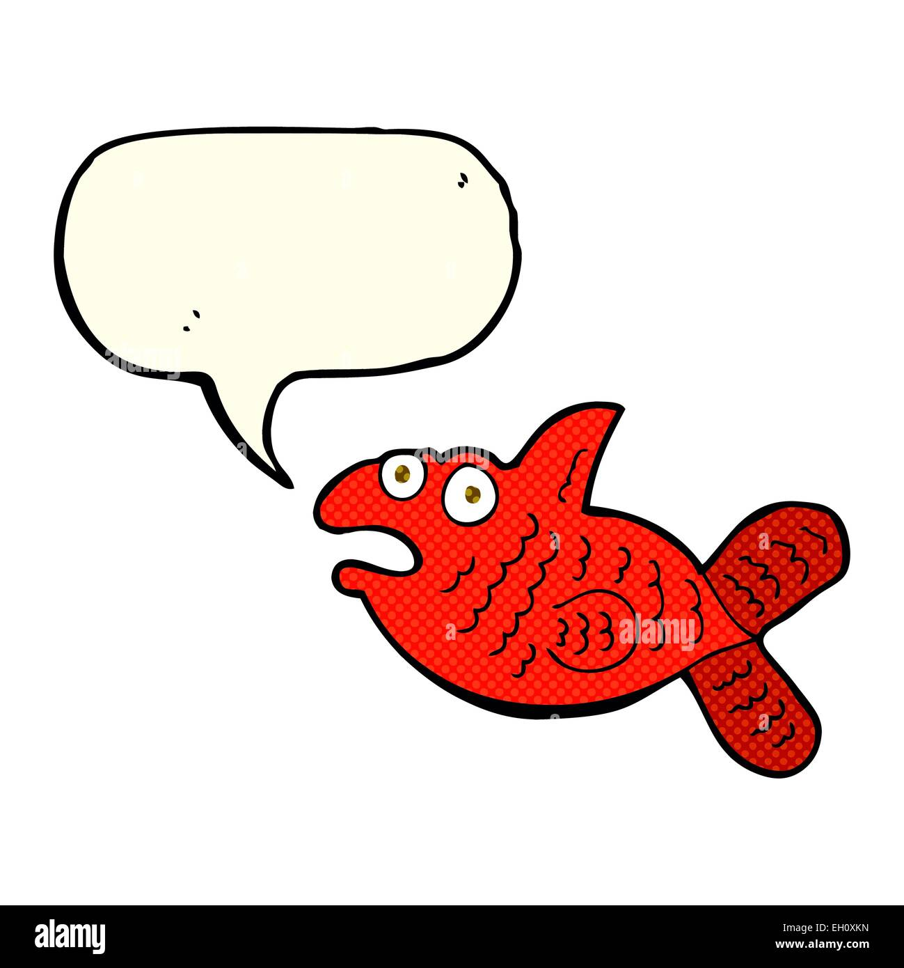 Talking Fish Cut Out Stock Images & Pictures - Alamy
