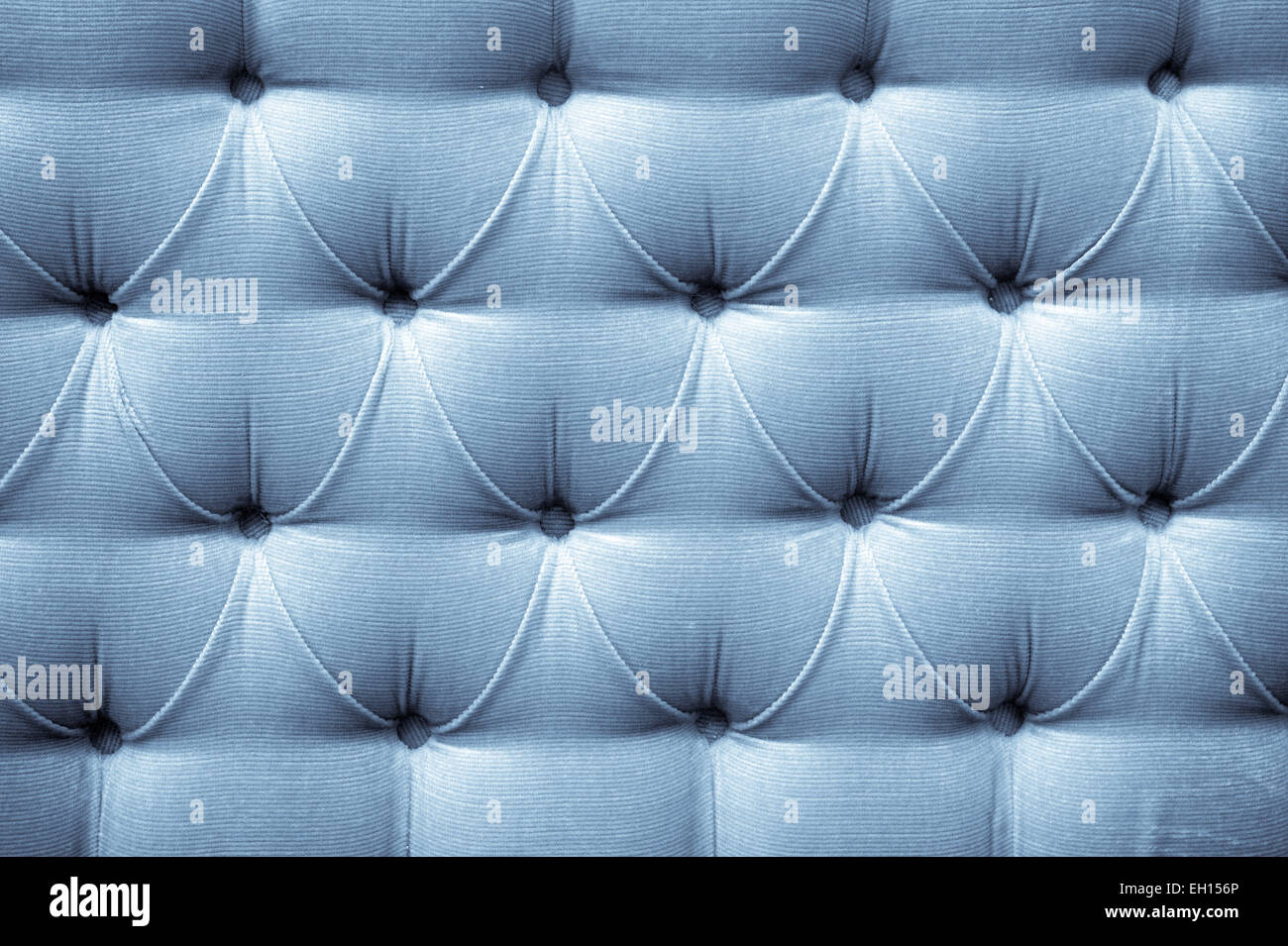 A fabric upholstery background - Stock Image