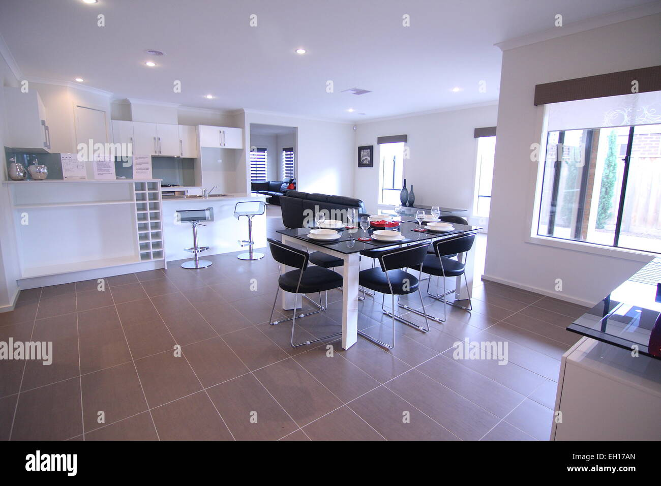 Black Kitchen Tiles Stock Photos & Black Kitchen Tiles Stock Images ...