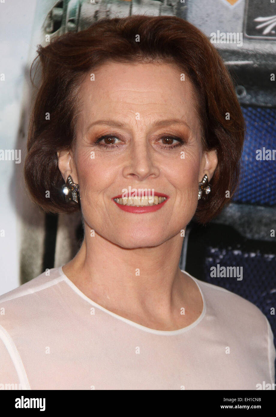 Ny thriller for sigourney weaver