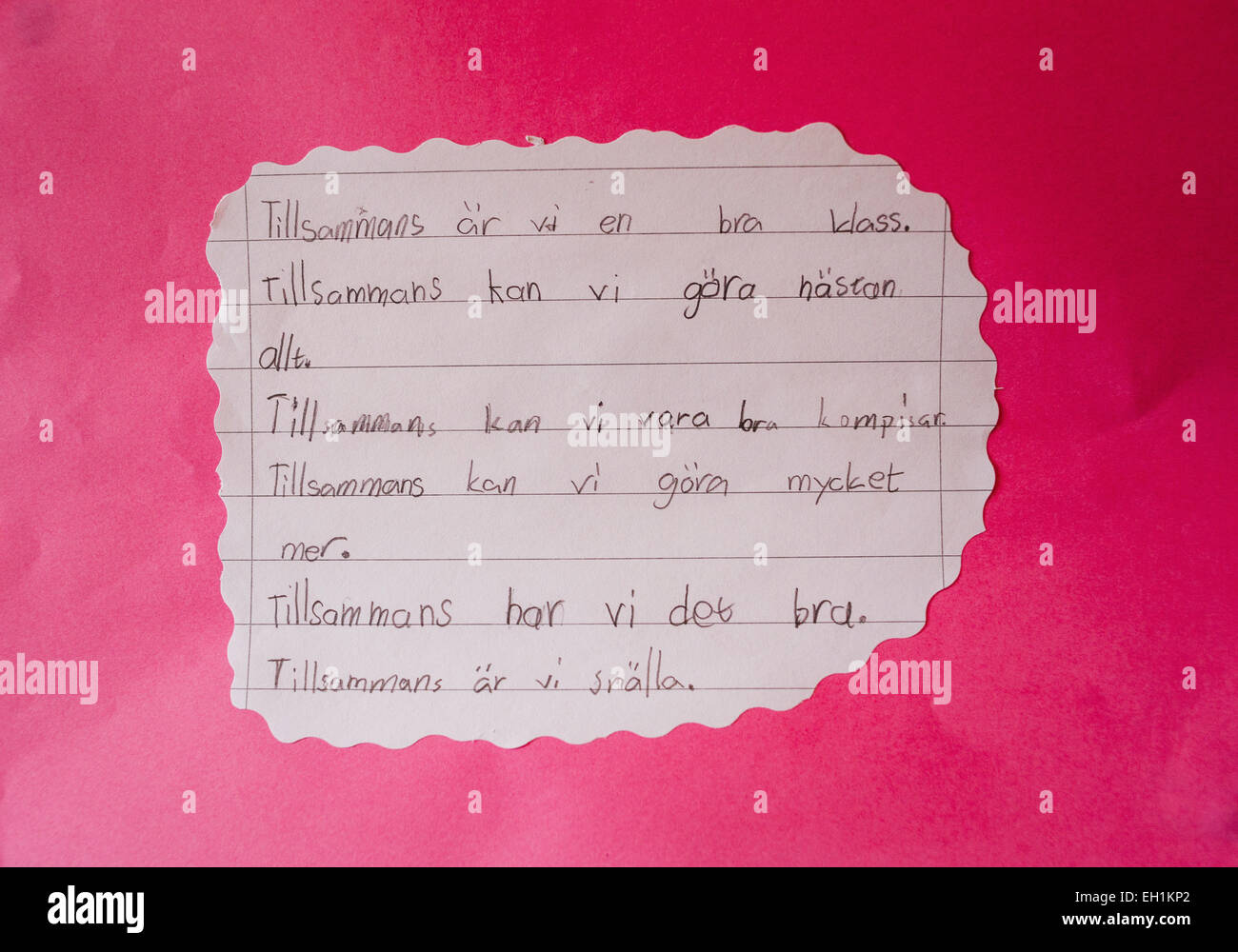 Poem On Wall Stock Photos Poem On Wall Stock Images Alamy
